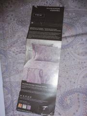 RESERVIERT Hochw Bettwäsche aus Mako-Satin