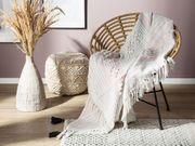 Decke rosa 120 x 150