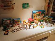 Playmobil Reiterhof mit Ergänzungen