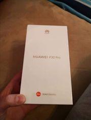Huawei P30 Pro in schwarz
