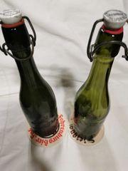 Alte Bierflaschen