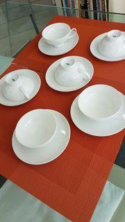 Teetassen von Rosenthal