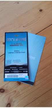 2 Rock am Ring Camping