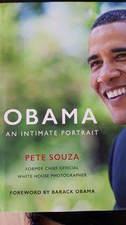 Fotobuch Obama - An Intimate Portrait