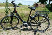 Diamant e-Bike mit Mittelmotor Ubari