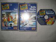 2 Stück TKKG Hörspielcassetten Kassetten
