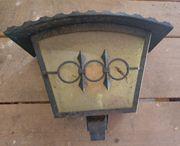 Alte Lampe Vorhaus