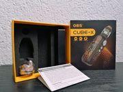 E-Zigarette Dampfe OBS Cube-X