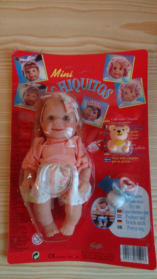 Puppen - NEU - klein