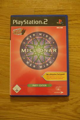 Wer wird Millionär - Party Edition für die Playstation 2 PS2