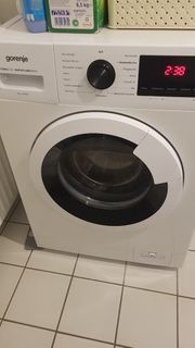 Gorenje Waschmaschine Garantie