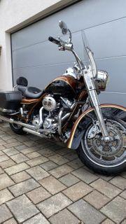 Harley Davidson Screamin Eagle Road