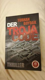 Der Trojacode Thriller von Turhan