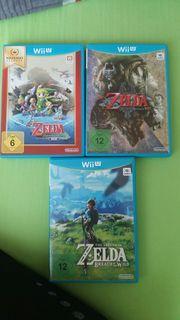 Zelda Wii U spiele
