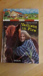 Pferdebuch -- Verliebt in Fire