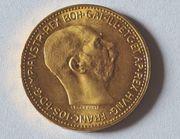 Österreichische Münze alt