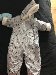 Baby Skianzug Gr 68