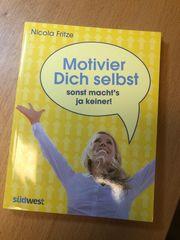 Motivier Dich selbst - Buch