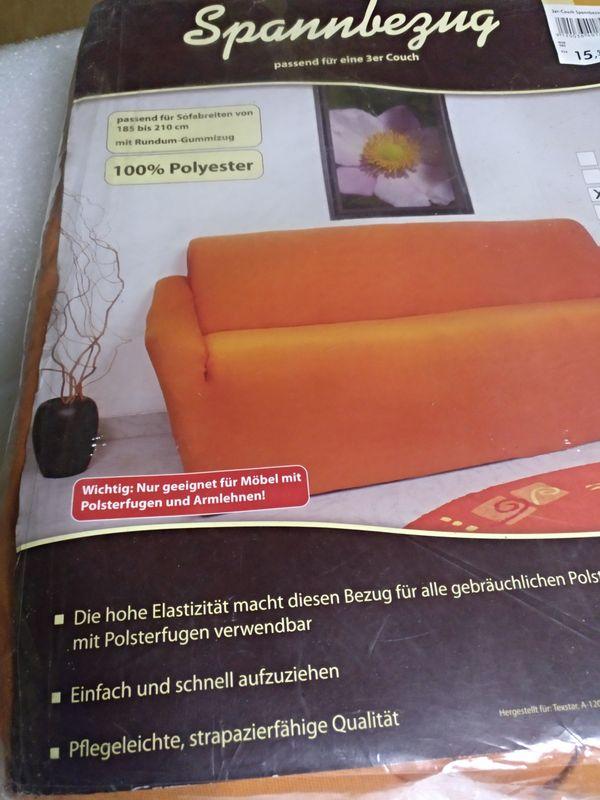 Trendy Spannbezug Stretch für Sofa