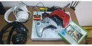 Xbox one X 1TB mit