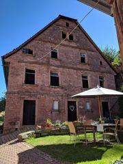 Bauernhaus im Odenwald