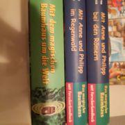 Kinderbücher magisches Baumhaus und die