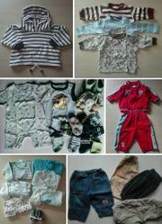 Jungen Kleiderpaket Gr 62 68