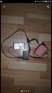 Kamera Casio Exilim 14 1