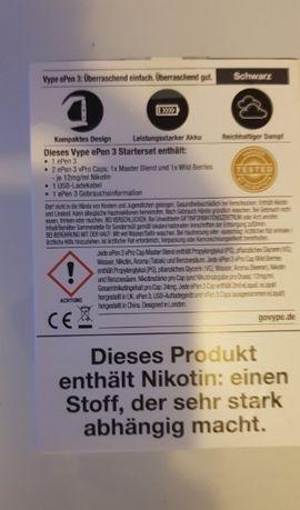 Elektronik - Vype ePen 3 ePod Starterset
