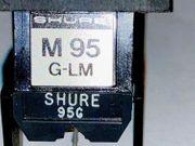 Spitzen Tonabnehmer Shure M95 GLM