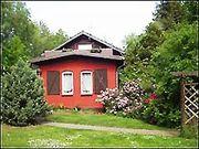 Ferienhaus direkt am Walde