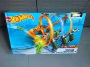 Hot wheels hotwheels corkscrew crash