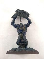 Warhammer Orks und Goblins Troll