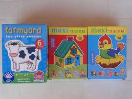 3 Sets von 2- 3-teiligen: Kleinanzeigen aus Philippsburg - Rubrik Sonstiges Kinderspielzeug