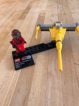 LEGO Star Wars - Naboo Starfighter: Kleinanzeigen aus München Großmarkthalle - Rubrik Spielzeug: Lego, Playmobil