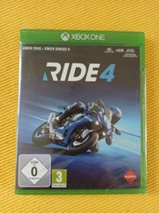 Ride 4 Xbox One Series