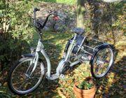 PFAU-TEC Dreirad Torino E-Bike 7-Gang
