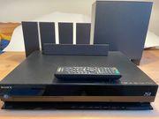 Sony Bluray Player mit Sorroundsystem