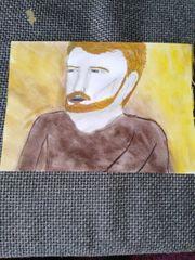 Mein selbst gezeichnete Bild in