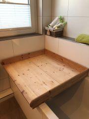 Wickelbrett für Badewanne oder Waschmaschine