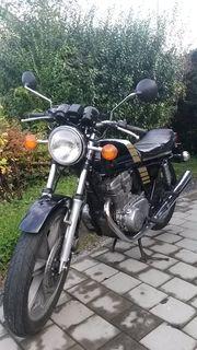 Oldtimer Yamaha XS500