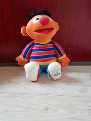 Sesamstrasse Ernie groß aus Plüsch