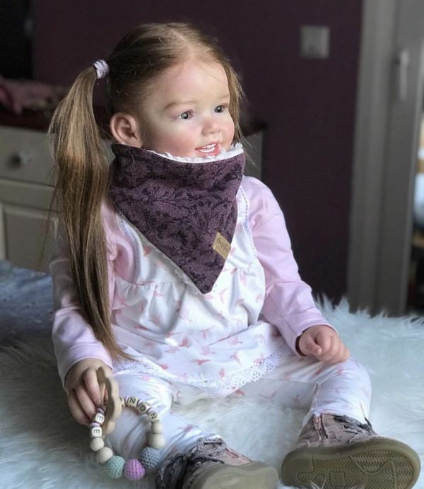 Reborn Toddler Baby Doll Girl