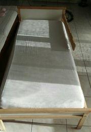 Ikea Sniglar Kinderbett inkl Lattenrost