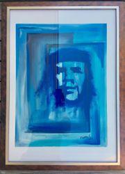 Gemälde Che Guevara