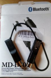 Yamaha MD-BT01 Wireless Midi Adapter