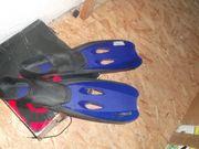 Schwimmflossen 46-48 Schuhgröße