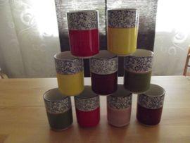 Trinkbecher Keramik: Kleinanzeigen aus Essenbach - Rubrik Geschirr und Besteck