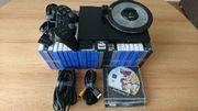 Playstation 2 - Slimline Standfuß Blue