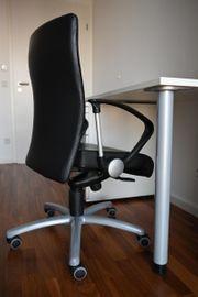 Chefsessel Büro-Drehstuhl Leder